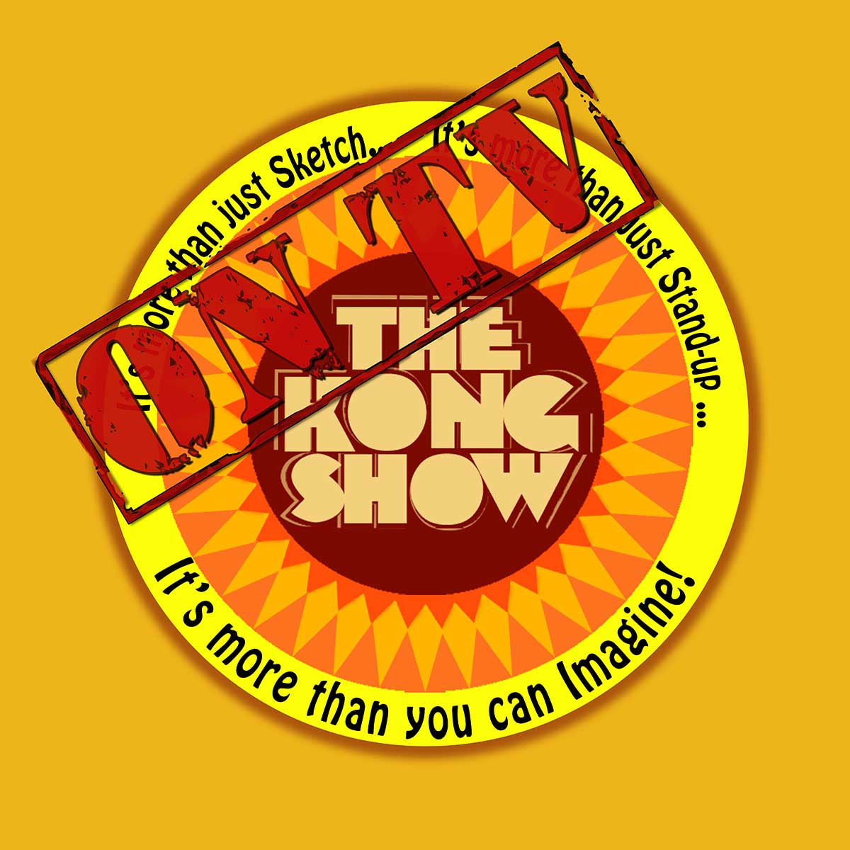 The Kong Show on TV Logo Larges
